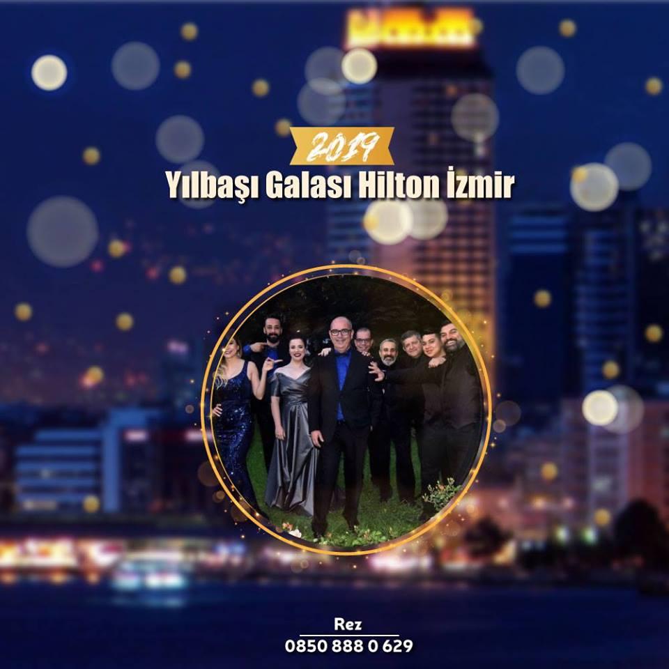 Hilton İzmir Yılbaşı Programı 2019