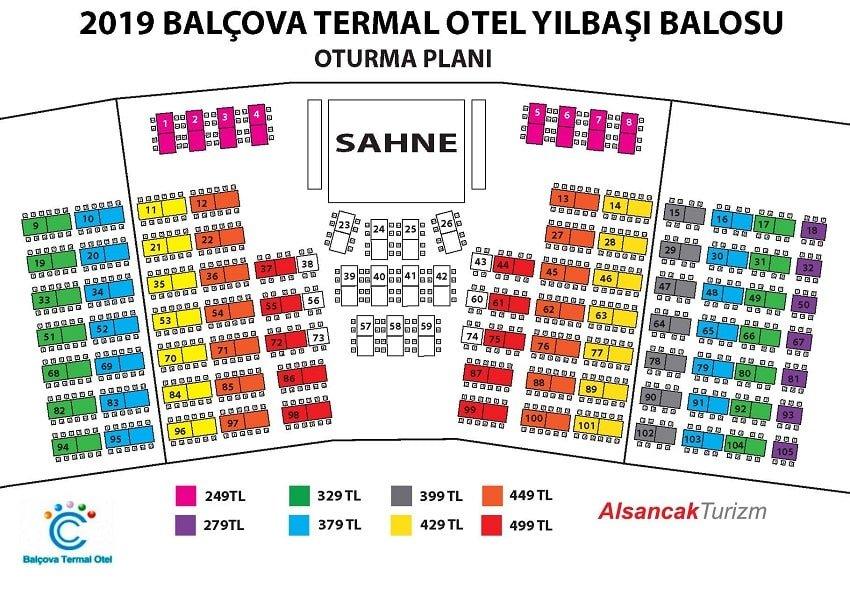 Balçova Termal Yılbaşı 2019