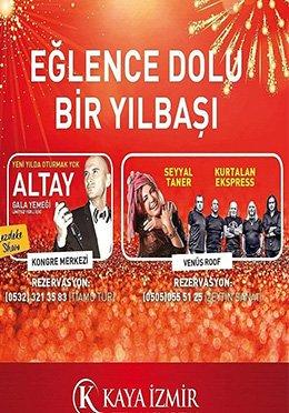 Kaya Otel İzmir Yılbaşı Programı 2019