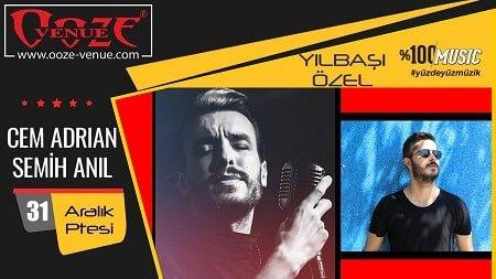 Ooze Venue İzmir Yılbaşı 2019