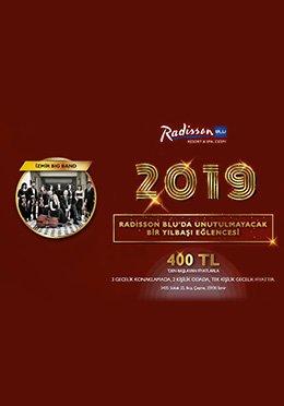 Radisson Blu Çeşme Yılbaşı Programı 2019