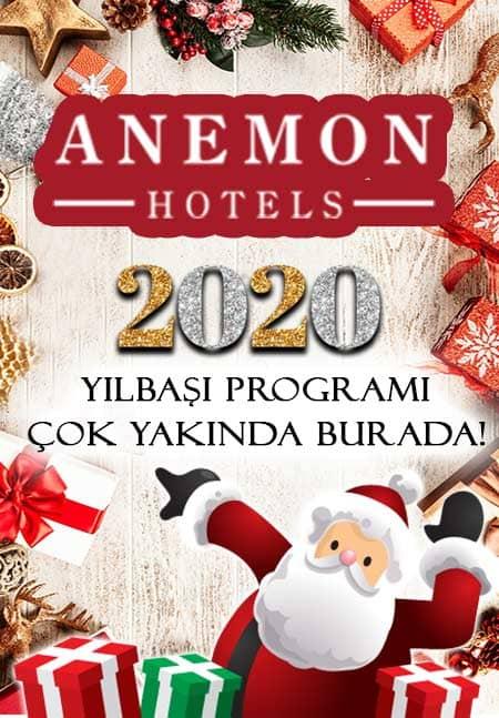 Anemon Fuar Otel İzmir Yılbaşı 2020
