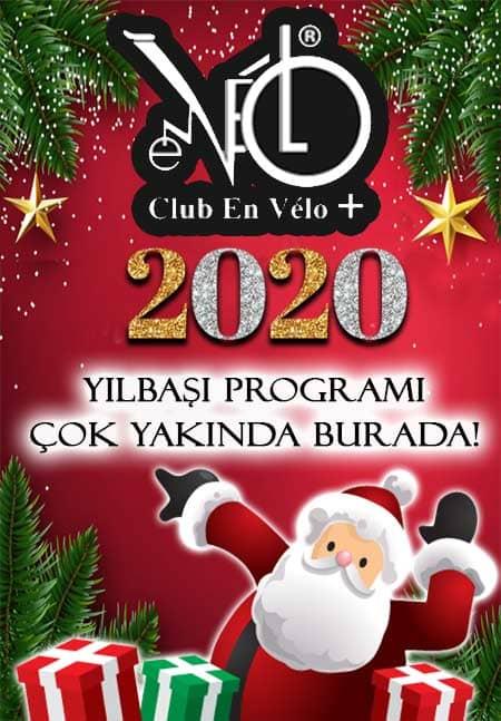 Club En Velo İzmir Yılbaşı 2020