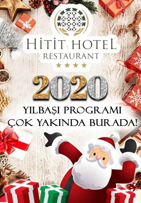Hitit Otel İzmir Yılbaşı Programı 2020