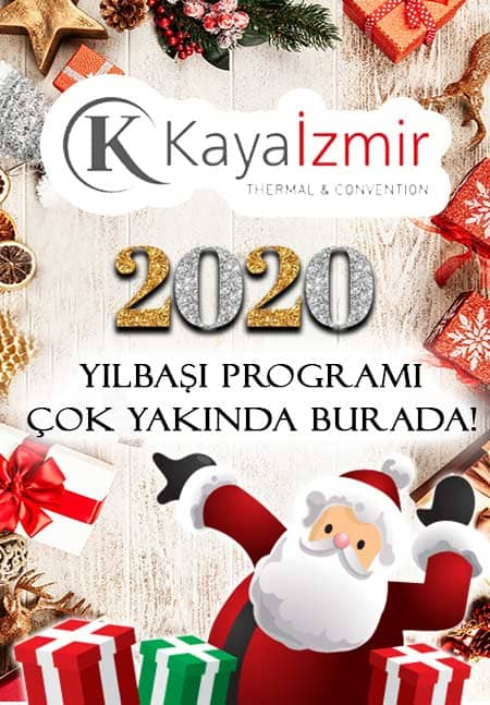 Kaya Otel İzmir Yılbaşı Programı 2020