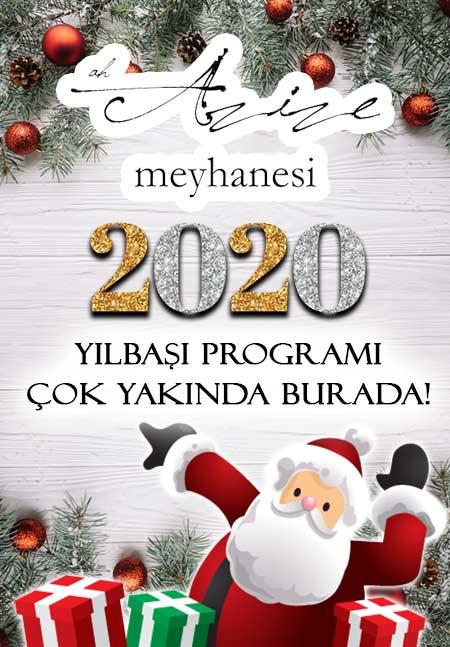 Ah Azize Meyhanesi İzmir Yılbaşı 2020