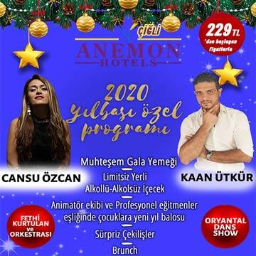 Yılbaşı programları 2020