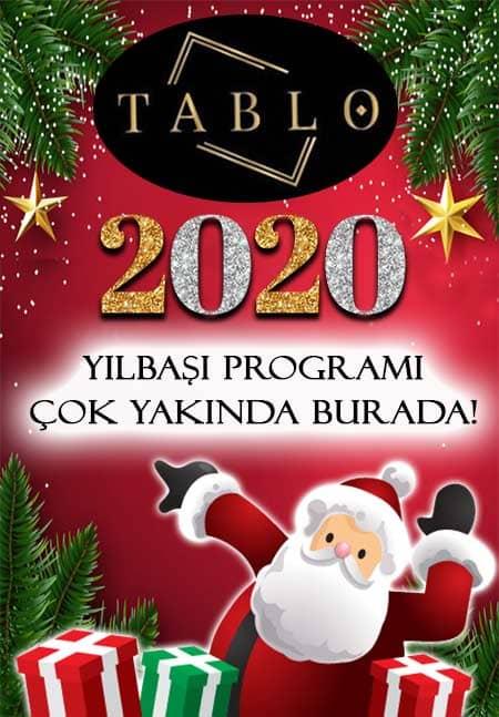 Club Tablo İzmir Yılbaşı 2020
