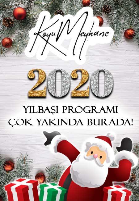 Koyu Meyhane İzmir Yılbaşı Programı 2020