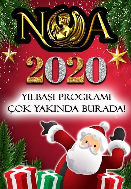 Noa Club Alsancak Yılbaşı 2020