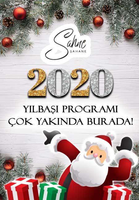 Sahne Şahane İzmir Yılbaşı 2020