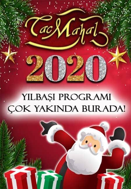 Tac Mahal İzmir Yılbaşı Programı 2020