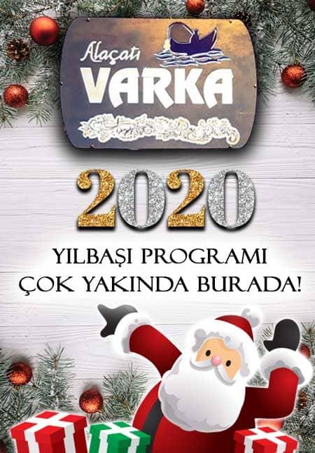 Varka Alaçatı Yılbaşı 2020