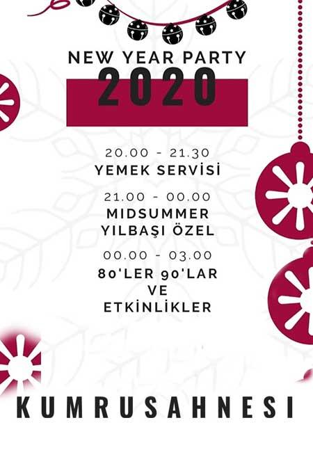 Çifte Kumrular İzmir Yılbaşı 2020
